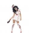 Déguisement infirmière zombie   Déguisement