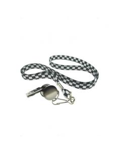 12 sifflets de policier en métal | Accessoires