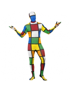 Seconde peau rubiks cube | Déguisement