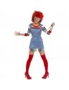 Déguisement Chucky femme  | Déguisement
