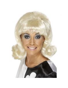 Perruque blonde années 60 | Accessoires