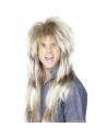 Perruque mulet longue blonde et brune | Accessoires