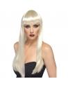 Perruque beauté blonde | Accessoires