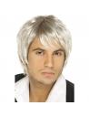 Perruque Boys band blonde et brune | Accessoires