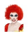 Perruque clown fou rouge | Accessoires