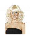Perruque Foxy blonde   Accessoires