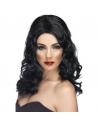 Perruque glamour longue noire   Accessoires