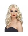 Perruque glamour longue blonde   Accessoires