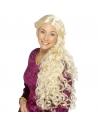 Perruque renaissance blonde | Accessoires
