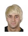 Perruque garçon blonde | Accessoires