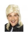 Perruque années 80 Jason blonde foncée   Accessoires